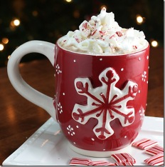 Mmm...doesn't a peppermint mocha sound good right about now?