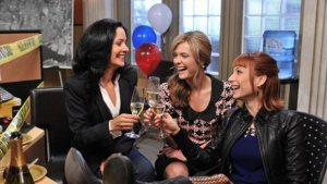 Dear Lifetime Channel, please reinstate the Crimes of Fashion series. I miss these ladies!