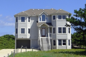 I did some goggling and decided that this will be my beach house in Corolla.