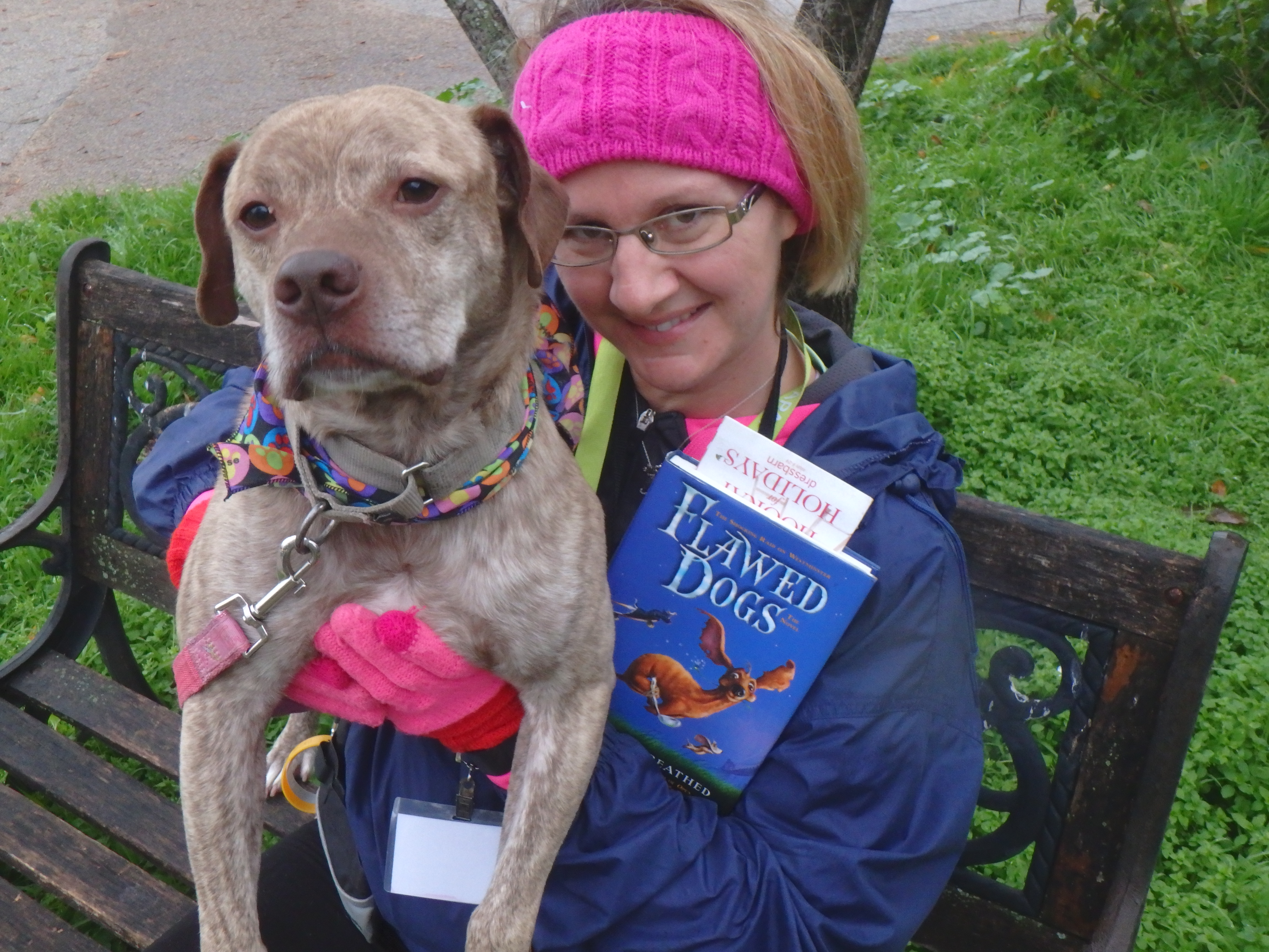 Spanky's Special Guest Post: Flawed Dogs |