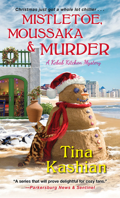 image of Mistletoe Moussaka and Murder