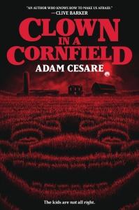 image of Clown in a Cornfield Book