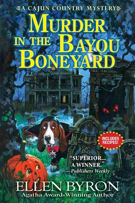 image of book Murder in the Bayou Boneyard