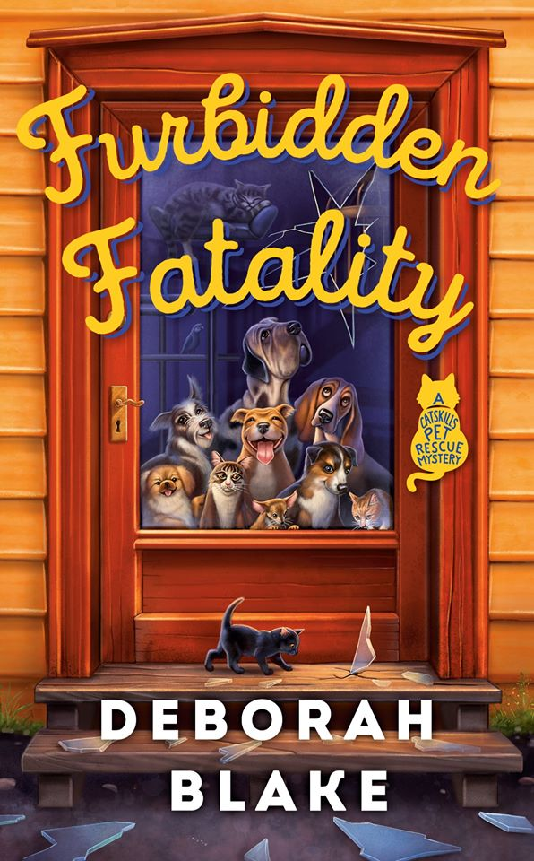 Furbidden Fatality book