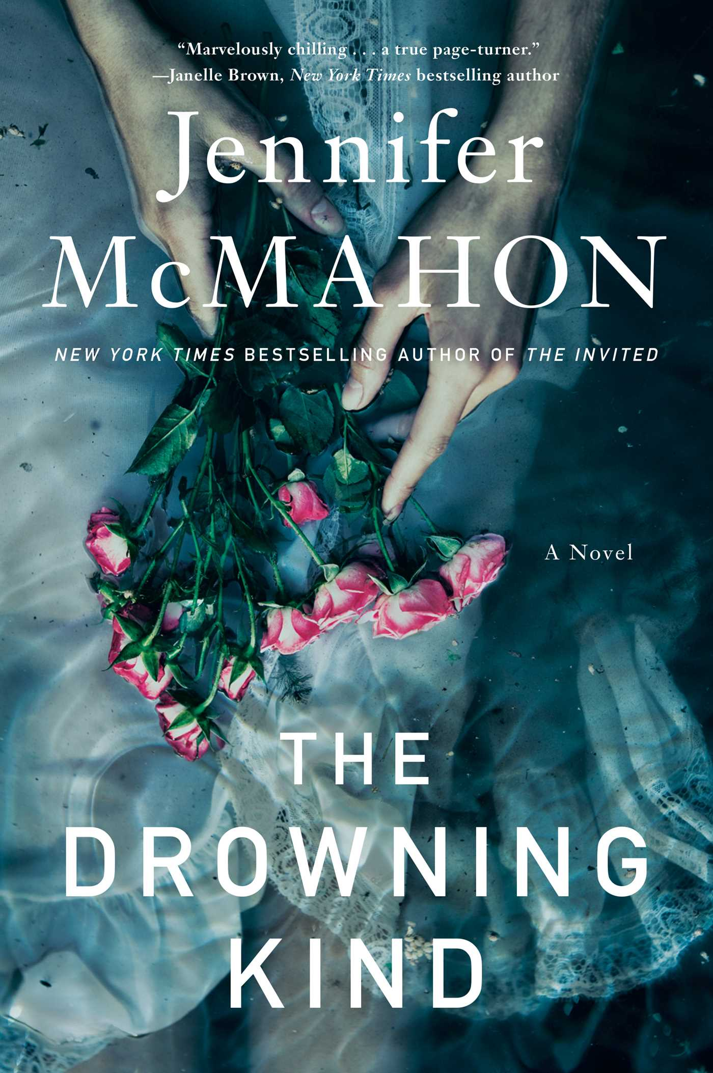 Jennifer McMahon the drowning kind